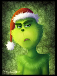 You're a Mean One, Mr. Grinch by NigthmareWolf