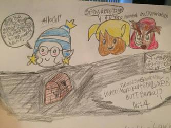 The silly fan theories by rainbowbrushninja