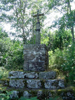 Old Stone Cross stock by Billy-jean-stock