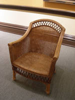 wooden chair stock by Billy-jean-stock