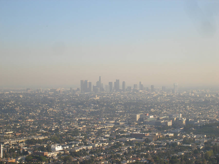 Los Angeles city stock by Billy-jean-stock