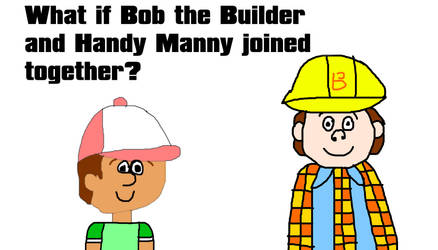 Crossovers On Handy Manny Fanclub Deviantart