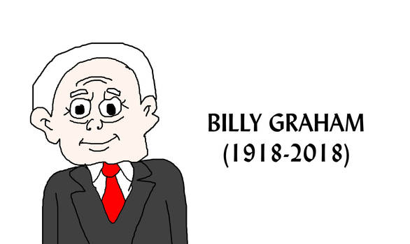 Billy Graham by MikeJEddyNSGamer89