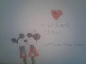 Disney presents sweetheart stories by MikeJEddyNSGamer89