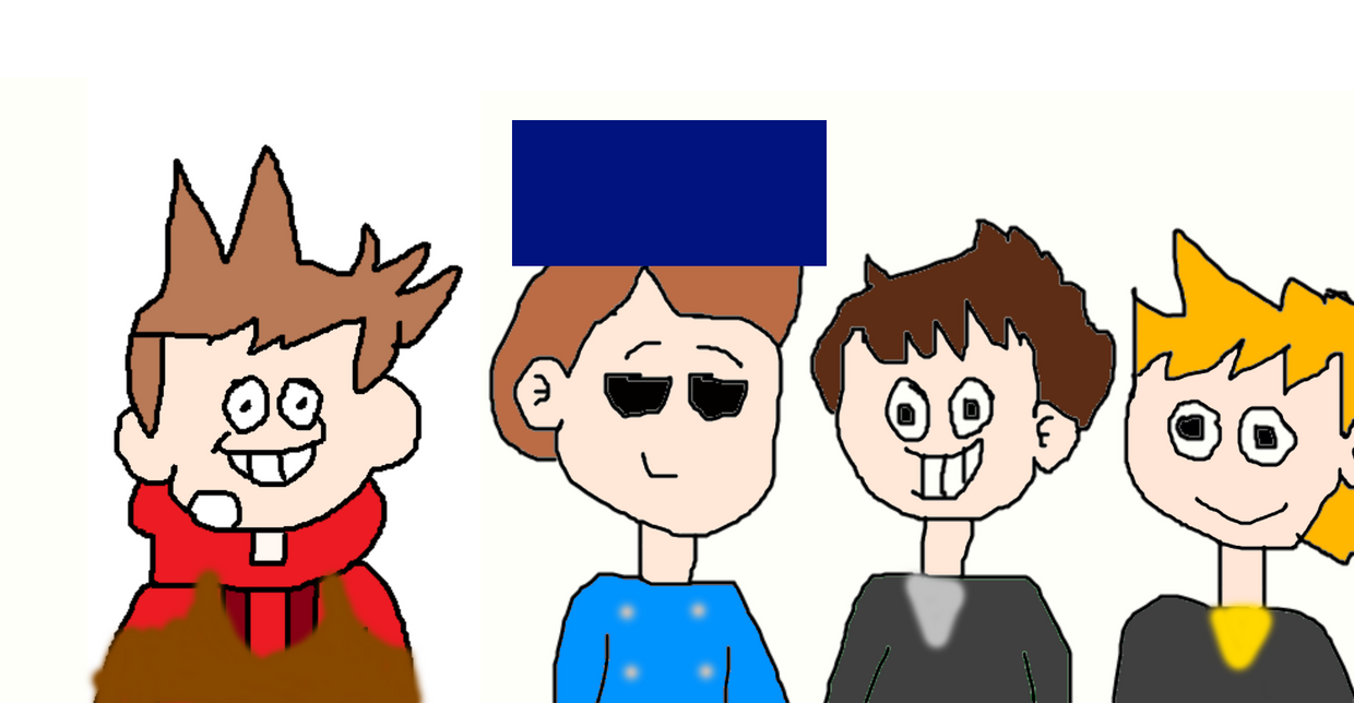 Which Eddsworld Character Are You – Dibujos Para Colorear