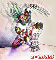 Kamen Rider ZX by PeaceGuy