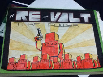 RE-VOLT: Robot Revolution by TakuaNui
