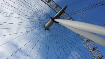 The London Eye by TakuaNui