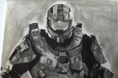 Master Chief (Halo 4) by TakuaNui