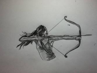 The Tomb Raider by TakuaNui