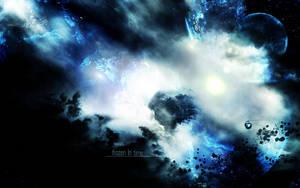 Frozen In Time by llamacria
