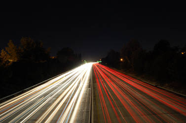 Freeway by MeekaTheMonkey
