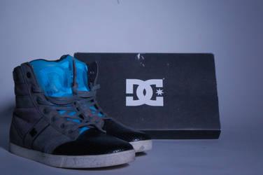 DC Shoes 2 by MeekaTheMonkey