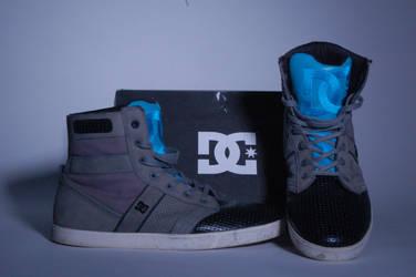 DC Shoes 4 by MeekaTheMonkey