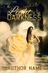 Light in the Darkness (Premade Book Cover) by oabookcovers