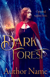 Dark Forest (Premade Book Cover) by oabookcovers