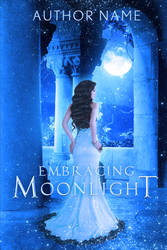 Embracing Midnight (Premade Book Cover) by oabookcovers