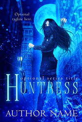 Huntress (Premade Book Cover) by oabookcovers