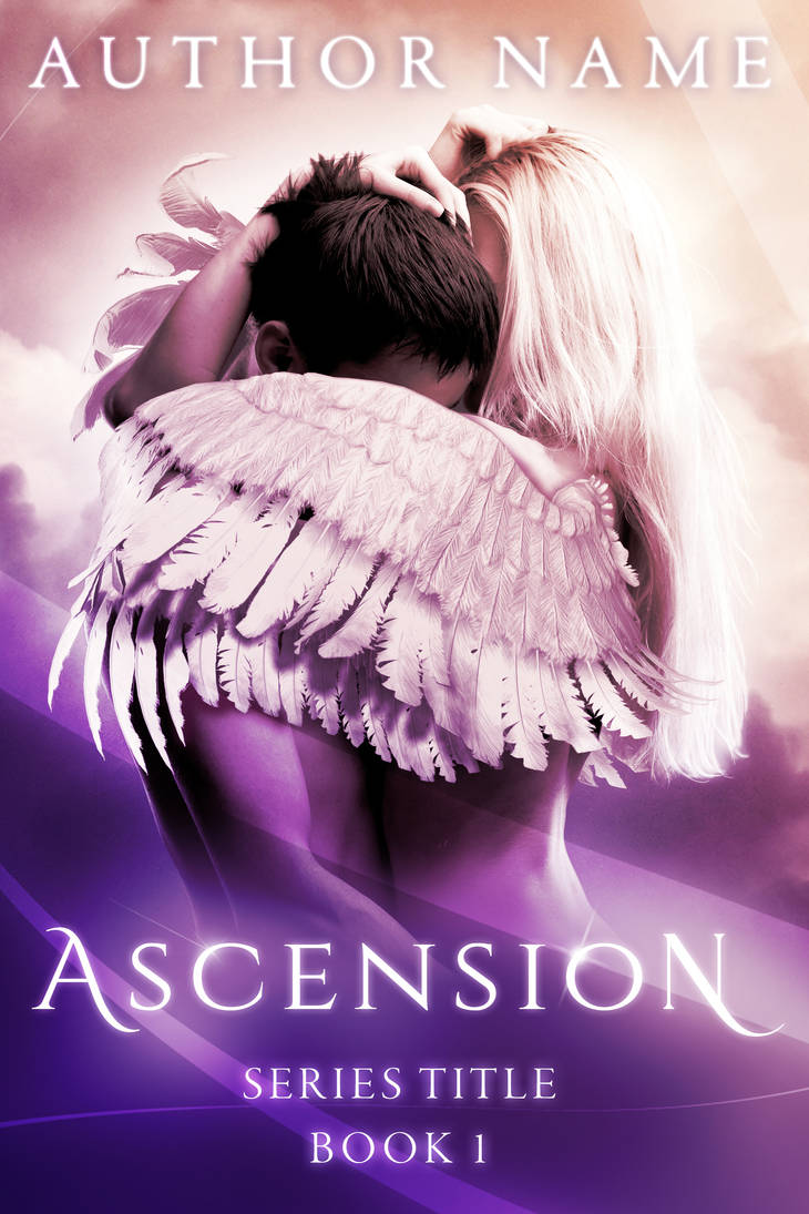 Ascension (Premade Book Cover) by oabookcovers