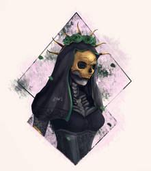 Angel of death Jade by Pettiart