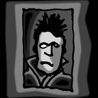 Portrait of a zombie by Jasper-M