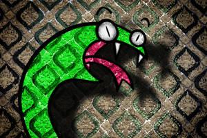 Suddenly serpent by Jasper-M