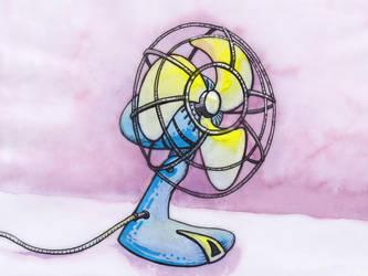 Fan (ventilator) by Jasper-M