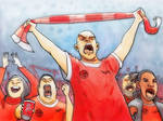 Fan (soccer) by Jasper-M