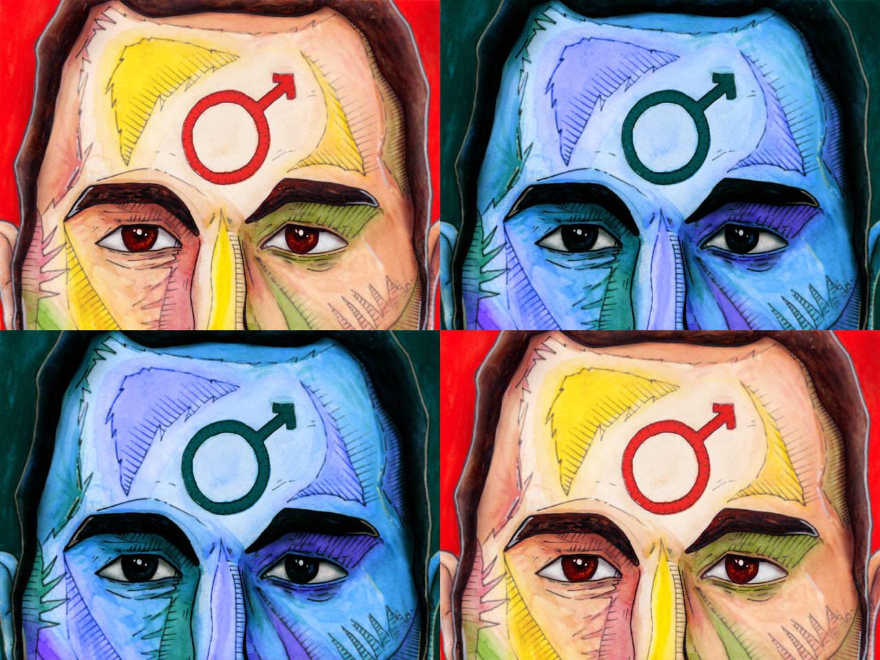 Symbolic male by Jasper-M