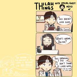 Thilah Things#14 by AthilahThePun