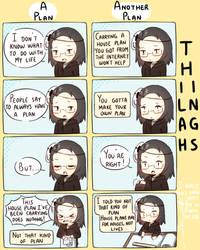 Thilah Things#15 by AthilahThePun