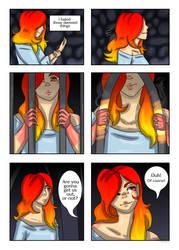 Mischievous Firefox Page 5 by JollyArt25