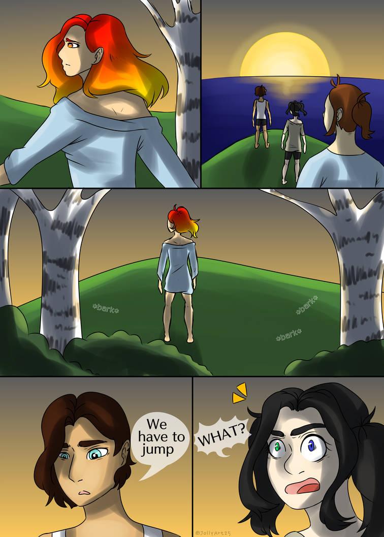 Mischievous Firefox Page 10 by JollyArt25