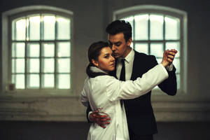 Sherlock BBC: Dance with a Devil by NellieSchwarz