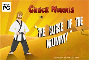 Chuck Norris Comission by Phil-Crash-Murphy