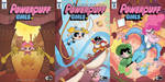 Powerpuff Girls: The Time Tie Covers 1-3 by Phil-Crash-Murphy