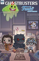 Ghostbusters Funko Universe Cover by Phil-Crash-Murphy