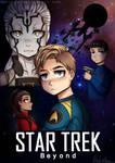 Star Trek Beyond by Malartz