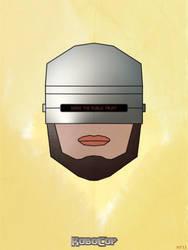 Robocop: Serve the Public Trust by haydenyale