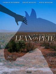 Lean On Pete (movie poster) by haydenyale