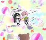 Majou Fan Art by twinkly-fairy
