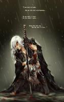 The Fallen King... by Kurohime-29