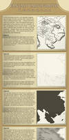 Fantasy Cartography Tutorial: Landscape Texture by ForgetDeny