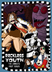 Reckless Youth Series 1 Cover by claudetc