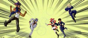 Heroes! by Mel-Meiko-Mei-Ling