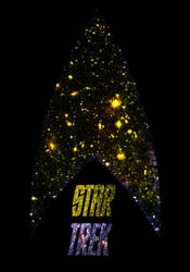 STAR TREK by reversedbydark