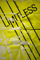Limitless Minimal Poster by reversedbydark