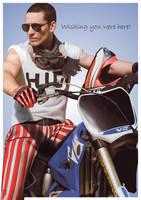 Im a Rider by Maksalicious