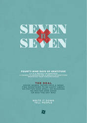 seven by seven by fiveless