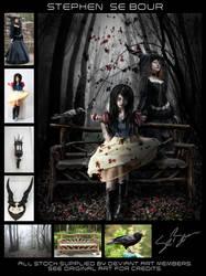 A Darker Snow White (Resources) by StephenSeBour